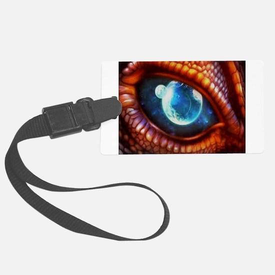 dragon eye 3.0 Luggage Tag