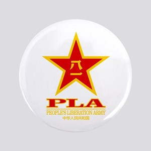 "PLA (Peoples Liberation Army) 3.5"" Button"