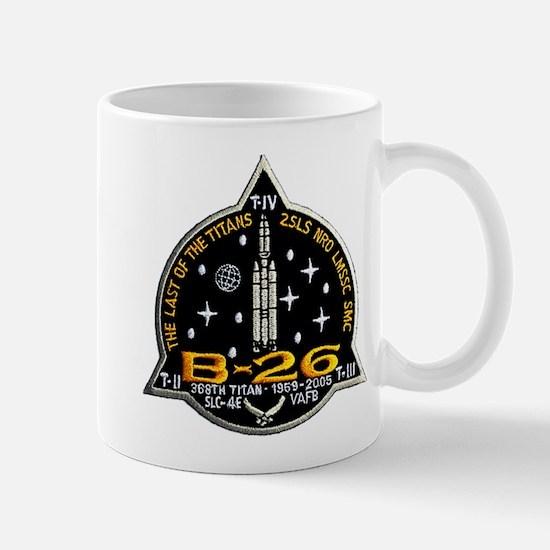 NROL-20 Launch Team Mug