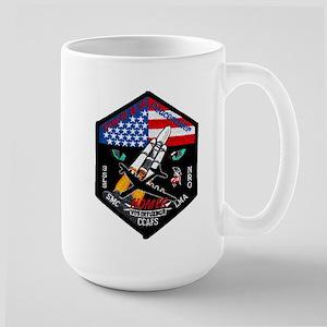 Nrol-19 Launch Team Large Mug Mugs