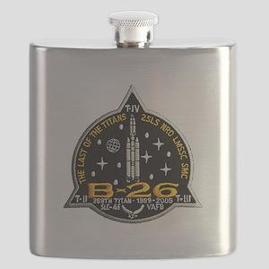 NROL-20 Launch Team Flask