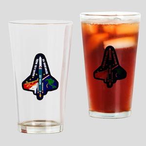 NROL-22 Launch Team Drinking Glass