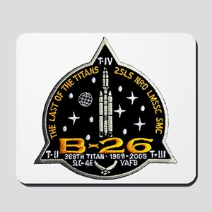 NROL-20 Launch Team Mousepad