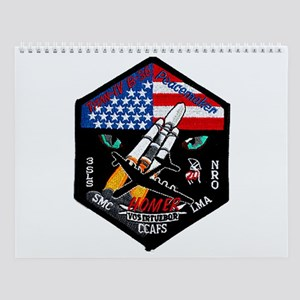 Nrol-19 Launch Team Wall Calendar
