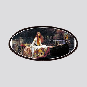 Waterhouse Lady Of Shalott Patches