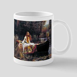 Waterhouse Lady Of Shalott Mugs