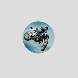 Dirt Bike Jump Mini Button