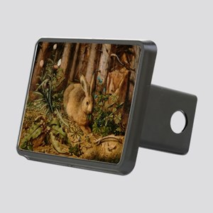 Hare In The Forest Hitch Cover