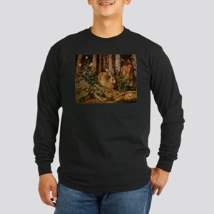 Hare In The Forest Long Sleeve T-Shirt