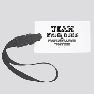 Personalize Team Luggage Tag