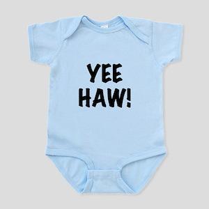 Yee Haw Infant Bodysuit