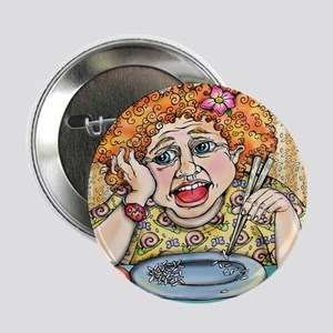 "Rice-Neur-O-Sis 2.25"" Button"