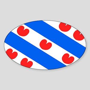 Friesland2 Sticker