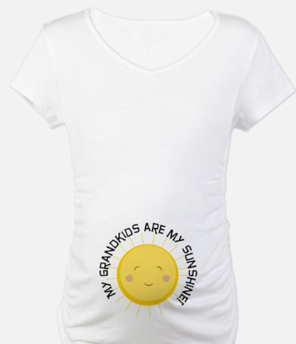 Grandkids Are Sunshine Shirt