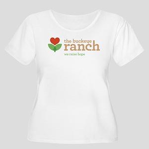 The Buckeye Ranch Plus Size T-Shirt