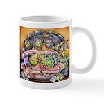 Slugs in Mugs from a Long Line of Mug Slugs Mugs