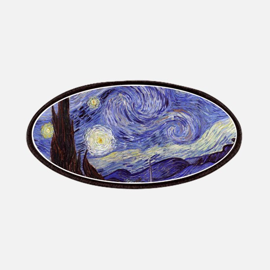Van Gogh Starry Night Patches