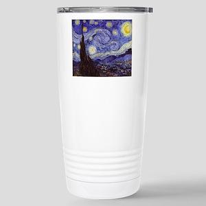 Van Gogh Starry Night Travel Mug