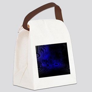 Dephts Canvas Lunch Bag