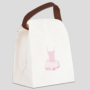 Tutu Canvas Lunch Bag