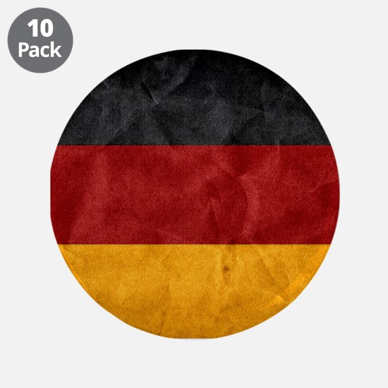 "Germany 3.5"" Button (10 pack)"