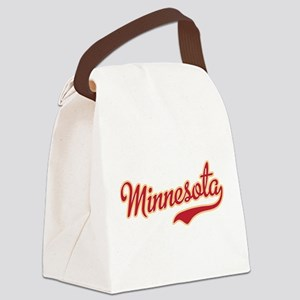 Minnesota Canvas Lunch Bag