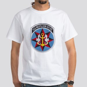 uss mispillion patch transparent T-Shirt