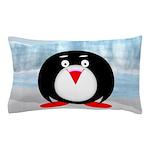 Little Fat Penguin Pillow Case