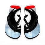 Little Fat Penguin Flip Flops