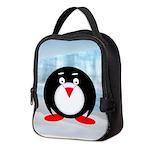 Little Fat Penguin Neoprene Lunch Bag