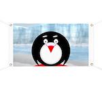 Little Fat Penguin Banner