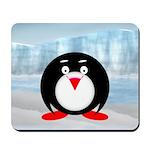 Little Fat Penguin Mousepad
