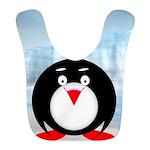 Little Fat Penguin Bib