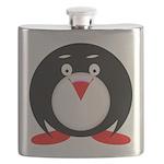 Little Fat Penguin Flask