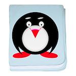 Little Fat Penguin baby blanket