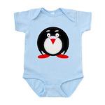 Little Fat Penguin Body Suit