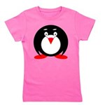 Little Fat Penguin Girl's Tee