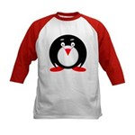 Little Fat Penguin Baseball Jersey