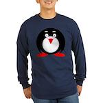 Little Fat Penguin Long Sleeve T-Shirt