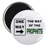 "Way of the Prophets 2.25"" Magnet (10 pack)"