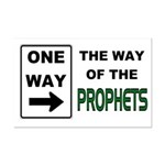 Way of the Prophets Mini Poster Print