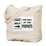 Way of the Prophets Tote Bag