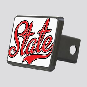 State Hitch Cover