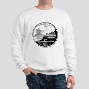 Minnesota Quarter Sweatshirt