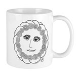 Wise Rose Right Handed Mugs