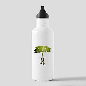 Violin tree Water Bottle