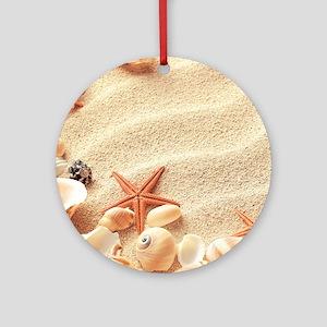 Seashells Ornament (Round)