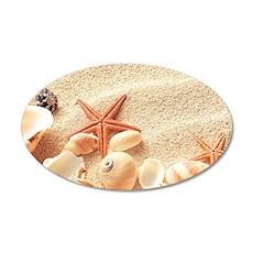 Seashells Wall Decal