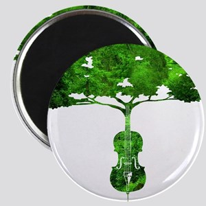 Cello tree-2 Magnets