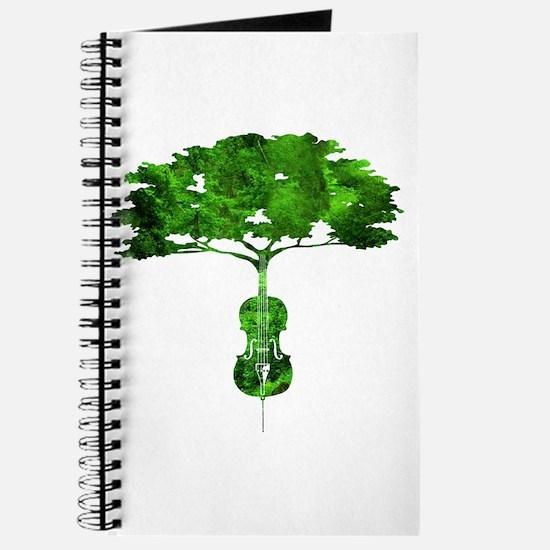 Cello tree-2 Journal